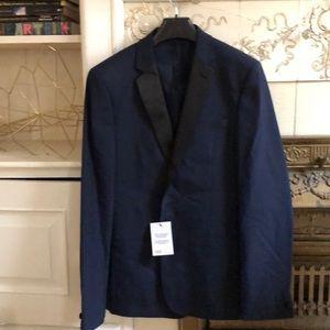 ASOS Slim fit Tuxedo jacket with silk lapel.NWT